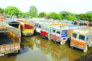 Punjab govt introduces policy to end monopoly of truckers