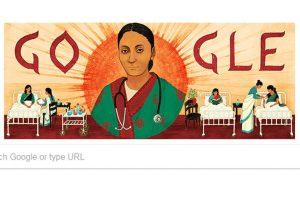 Google doodle celebrates Hindu woman who fought child marriage