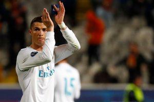 Champions League: Real Madrid cruise into last 16