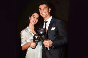 Cristiano Ronaldo's girlfriend posts adorable picture of herself with newborn on Instagram