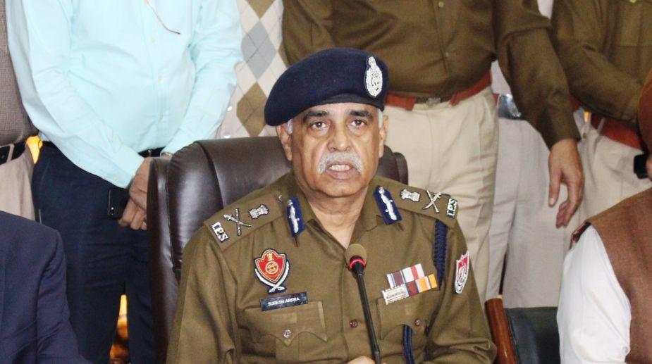 DGP, Punjab, Police, Religious, Killings