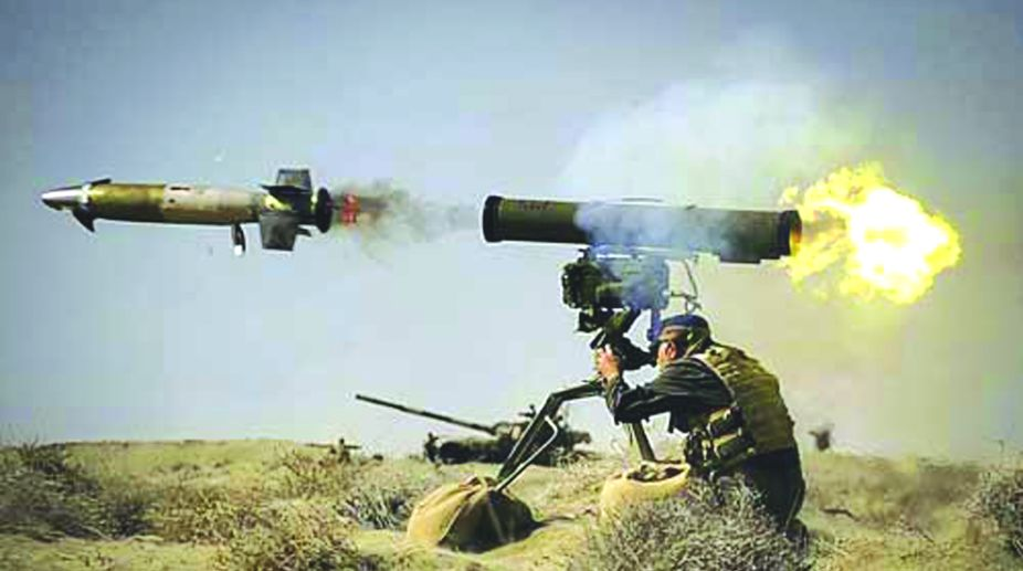 Defence Research, DRDO, Nag missile system, Nag ATGM