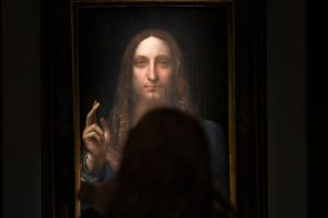 Da Vinci sells for $450mn in auction record: Christie's