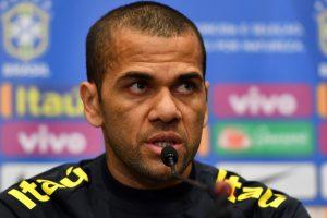 Gabriel Jesus is Brazil's next Ronaldo, Dani Alves warns England