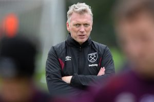 Have to prove myself at West Ham, admits David  Moyes