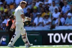 1st Ashes Test, Day 2: England hit back with Warner scalp after collapse