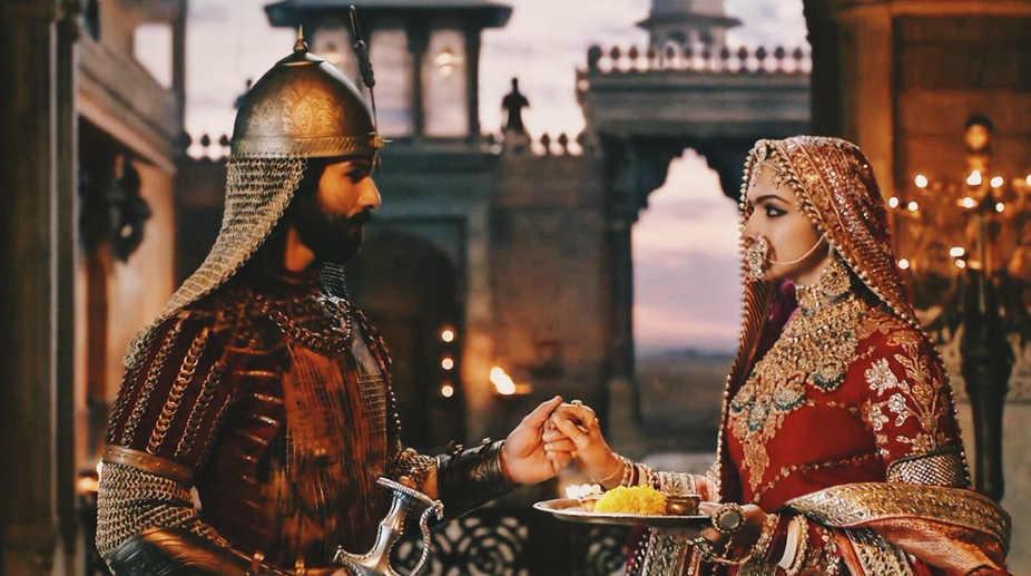 A still from the film 'Padmavati' (Photo: Twitter)