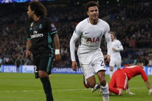 Champions League: Dele Alli stars as Tottenham Hotspur stun Real Madrid