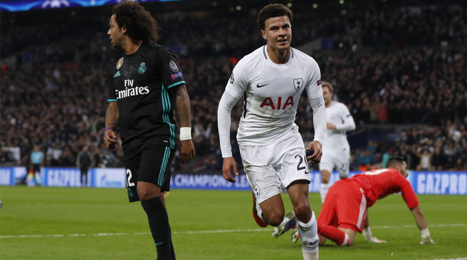 Dele Alli, Tottenham Hotspur F.C. , Premier League, UEFA Champions League