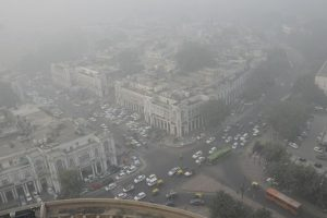 Delhi-NCR air quality 'improves' to poor, but likely to worsen again