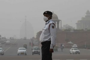Delhi Police accepts CPCB request  to share data on air quality