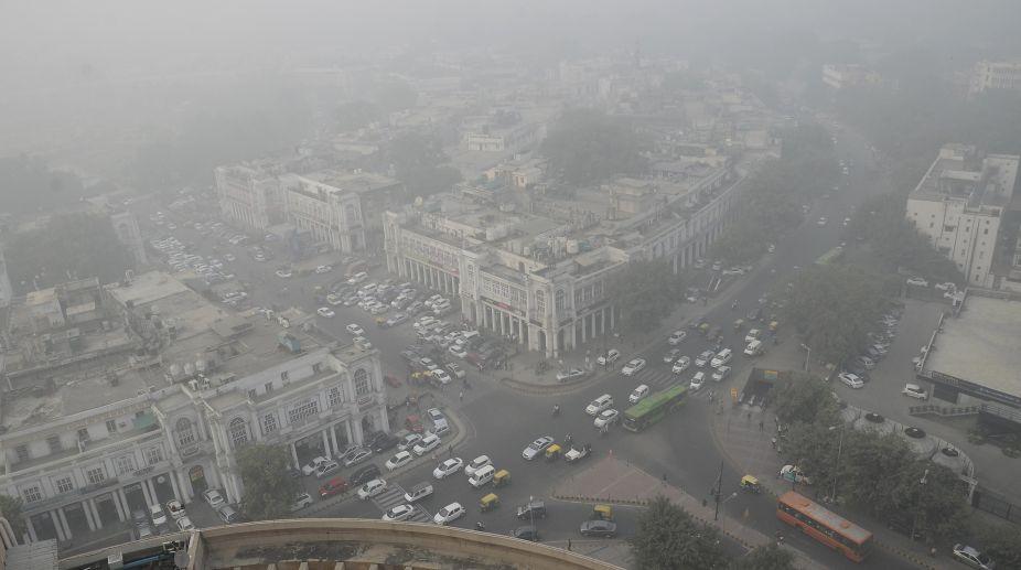Delhi air, generators, power plants, Delhi Pollution