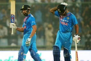 India canter to 53-run win, break NZ jinx to go 1-0 ahead