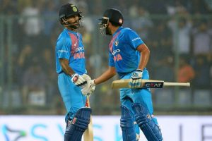 Shikhar Dhawan confident Rohit just a knock away from finding his groove