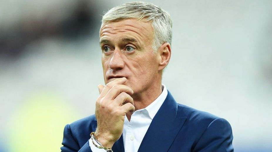 French football chief, Islamic State sympathisers, French football federation, Didier Deschamps, Noel Le Graet