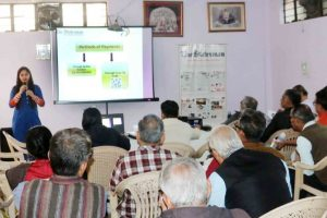 The Statesman imparts digital education to senior citizens