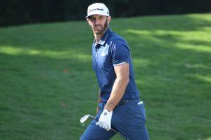 Dustin Johnson leads World Golf Ranking