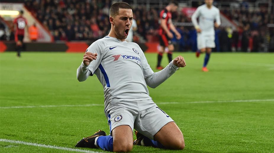 Eden Hazard, Chelsea F.C., Premier League
