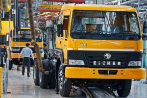 Eicher Motors posts Rs 518 cr net profit in Q2
