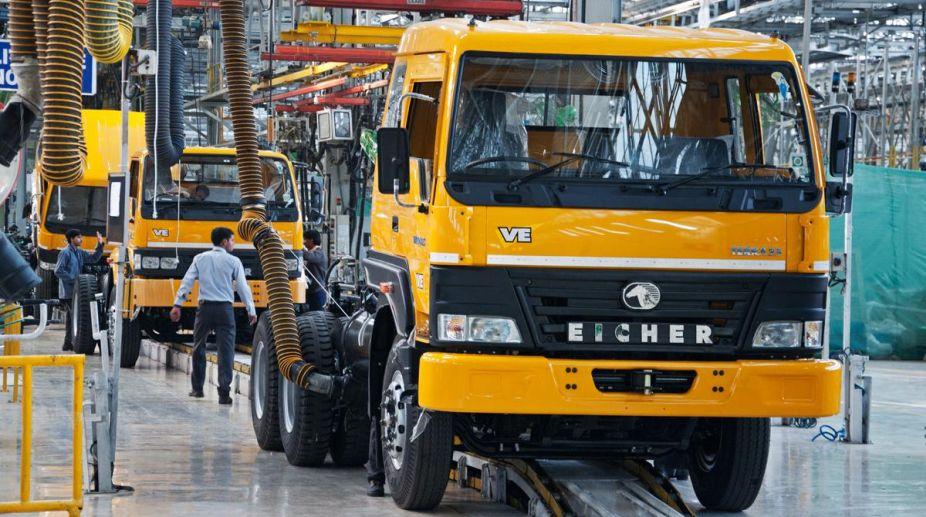 Eicher Motors, Eicher Motors profit, Eicher Motors revenue