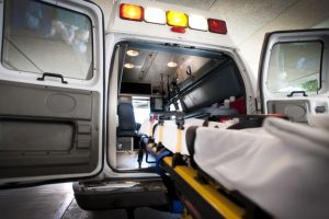 108 Ambulance boon for pregnant women