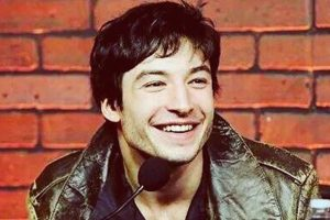 Ezra Miller asks fans to remain excited about 'Flash' movie