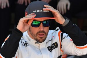 Fernando Alonso takes first spin in car he'll drive at Daytona