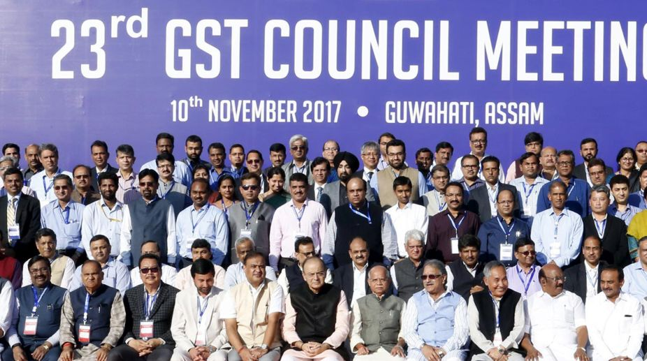 GST, 23rd GST Council Meet, Assam