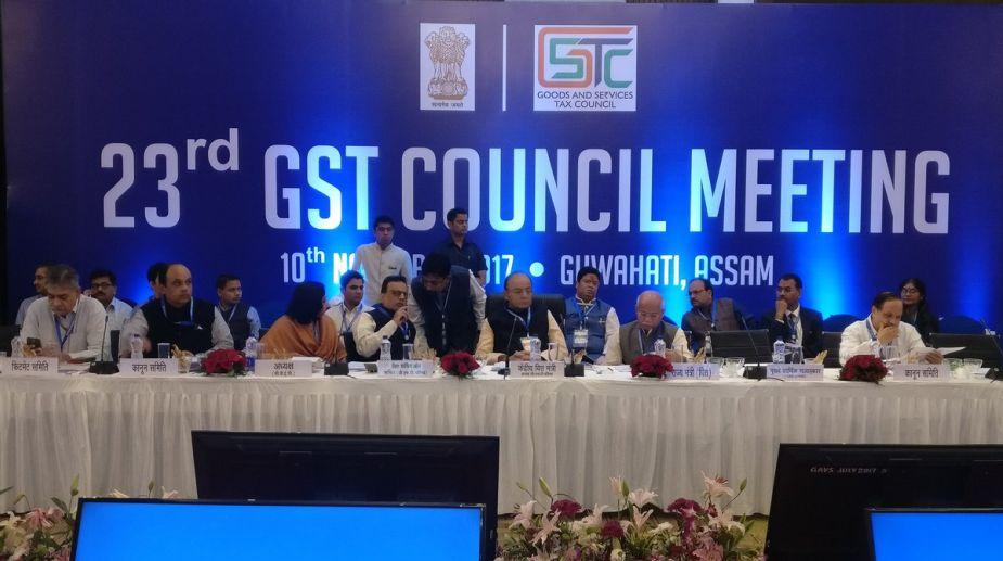 GST, Council, Meeting, Tax