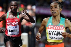 World champions Kirui, Ayana to run in Airtel Delhi Half Marathon 2017