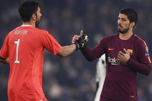 Champions League: Barcelona in last-16 after Juventus stalemate