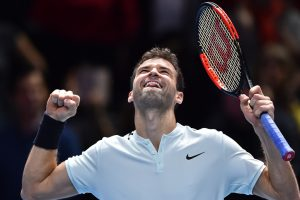 ATP World Tour Finals: Grigor Dimitrov stuns Dominic Thiem