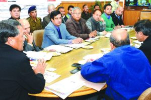 Himachal Pradesh government gears up for winter