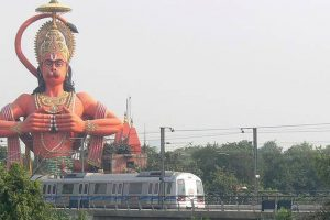 DDA, North MCD not cooperating in probe into Hanuman statue: CBI to HC