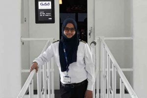 Hijab is no hurdle: Dream of bakery worker's daughter takes wings