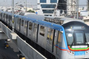 One month on, Hyderabad metro sees 32 lakh passengers