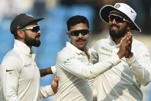 Nagpur Test, Day 1: India off to shaky start after wrapping Sri Lanka for 205