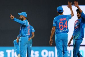 Delhi T20I: India beat New Zealand by 53 runs; Ashish Nehra retires