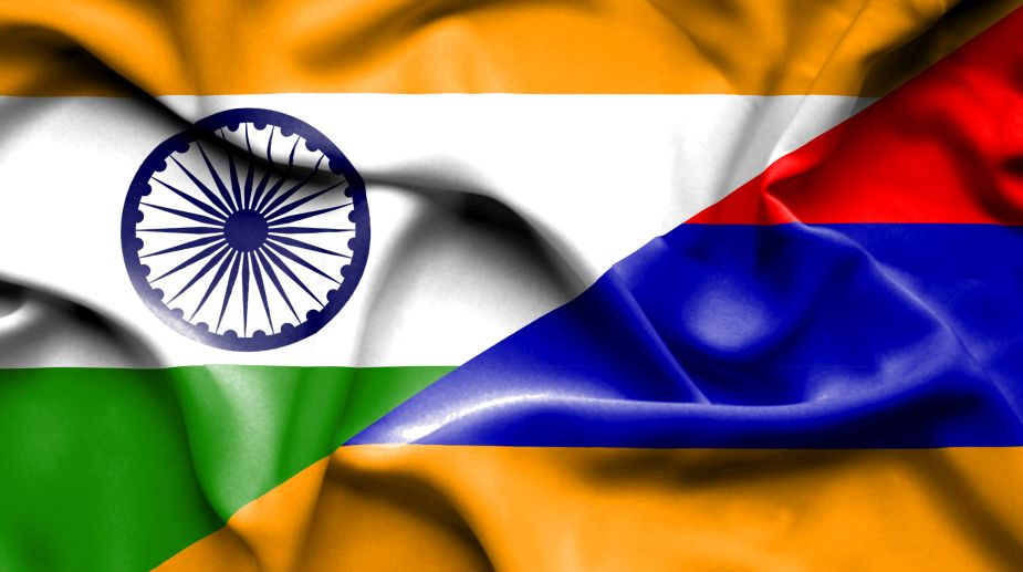 India, Armenia, Agreement