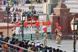 Two Pakistan-trained LeT militants arrested at Wagah-Attari crossing