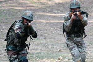 Two troopers among 3 killed in Manipur ambush