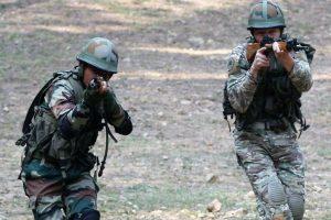 Counter terrorism exercise of India, Kazakhstan Armies begins in Bakloh