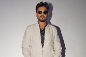 My wife is my best friend: Irrfan