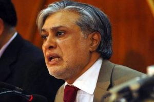 Pakistan Finance Minister relieved of duties