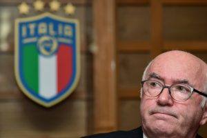 Italian FA chief resigns after World Cup fiasco