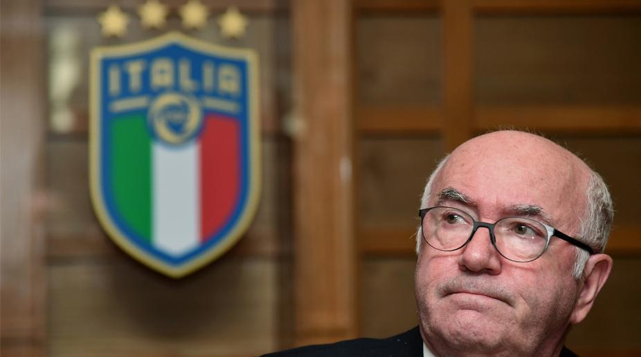 Carlo Tavecchio, Italian Football