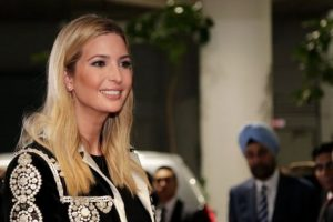 Neeta Lulla designs ensemble for Ivanka Trump