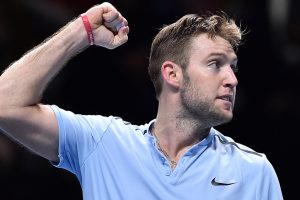 ATP World Tour Finals: Jack Sock beats Marin Cilic