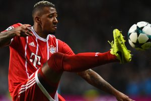 Germany's Jerome Boateng to miss England clash