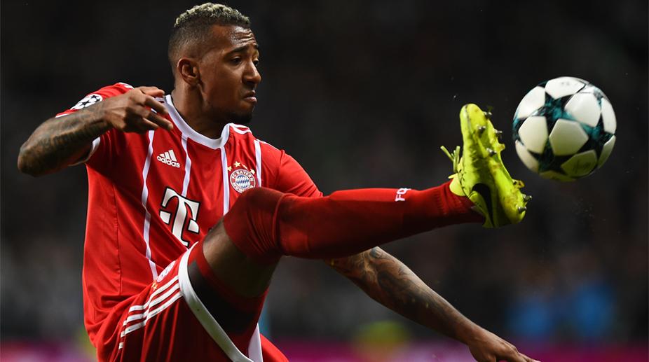 Jerome Boateng, F.C. Bayern Munich, Germany Football